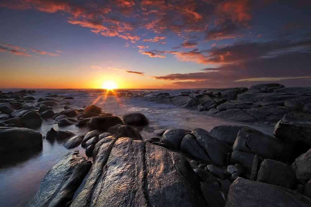 Photograph Canon Rocks @ Sunrise by Rob  Southey on 500px