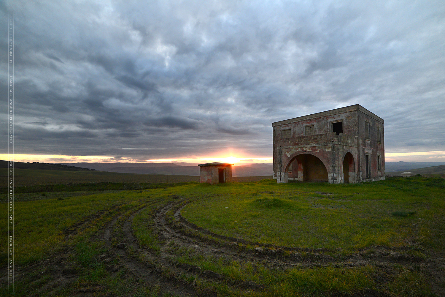 Photograph Cloudy Sunset by Milano Panoramica on 500px