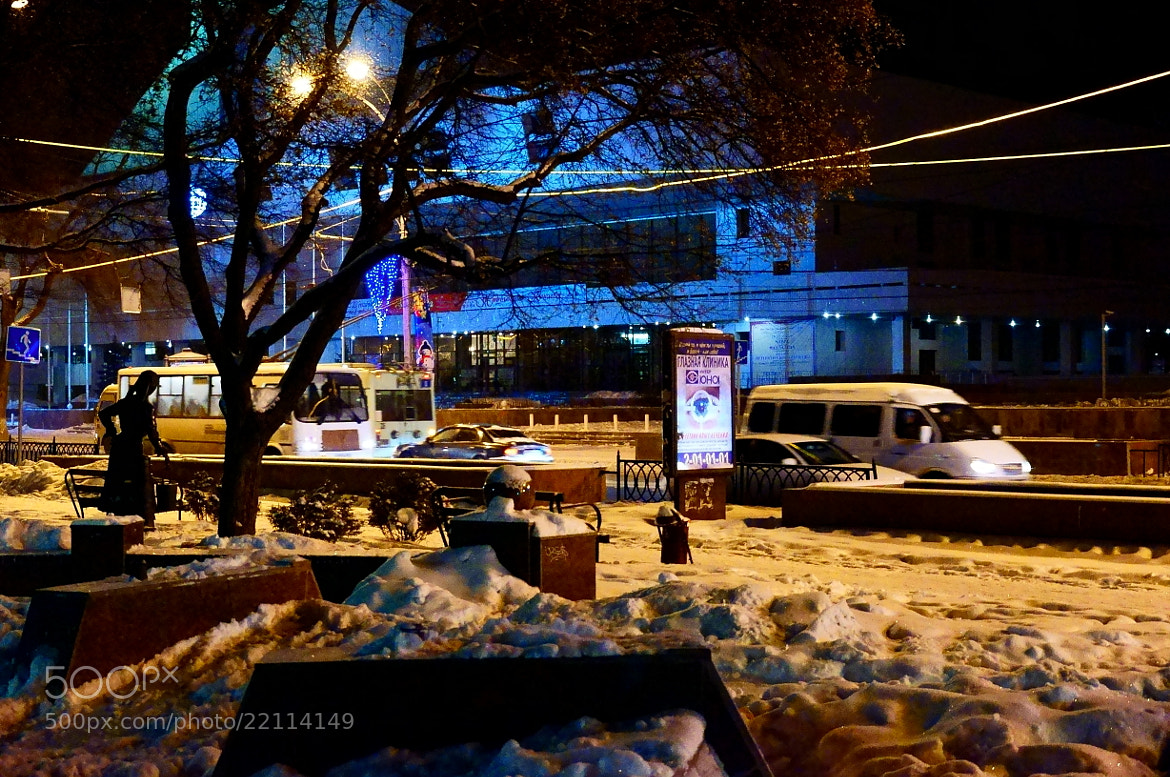 Photograph Early winter morning in the city by Grigory Nesvetaev on 500px