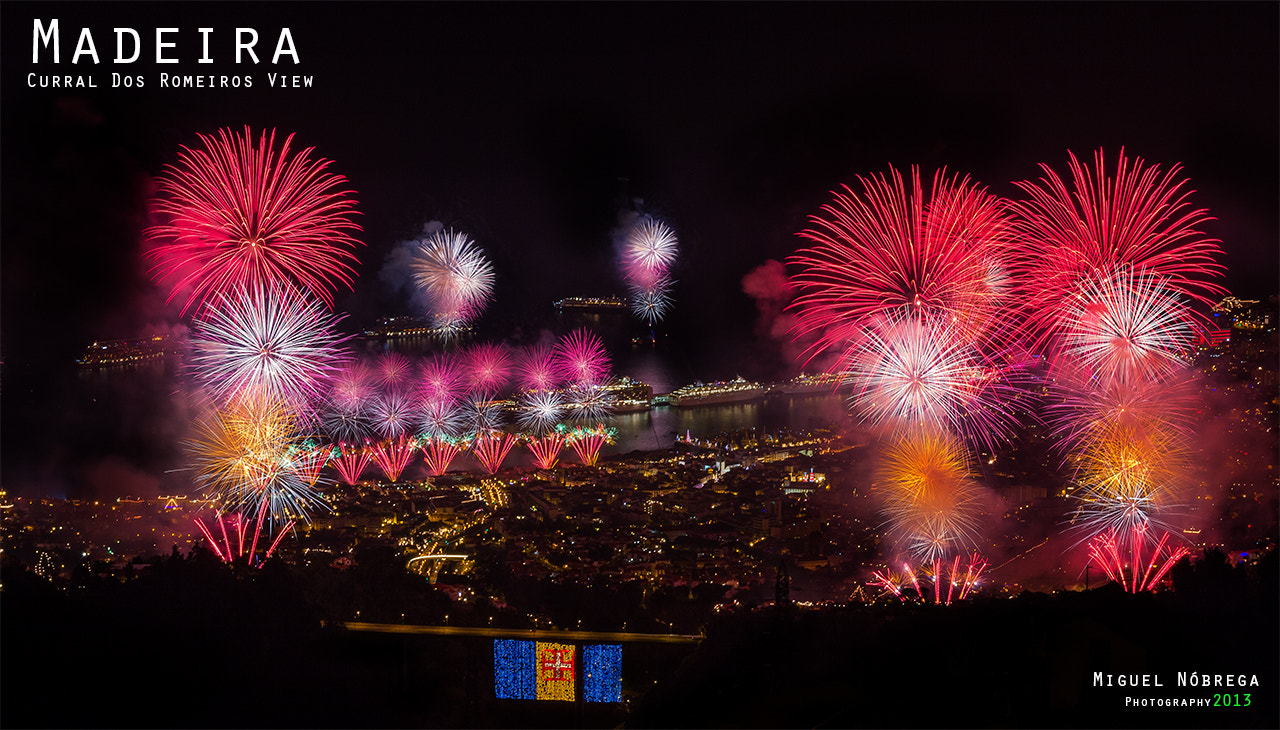 Photograph Madeira Fireworks 2013 by Miguel Nóbrega on 500px