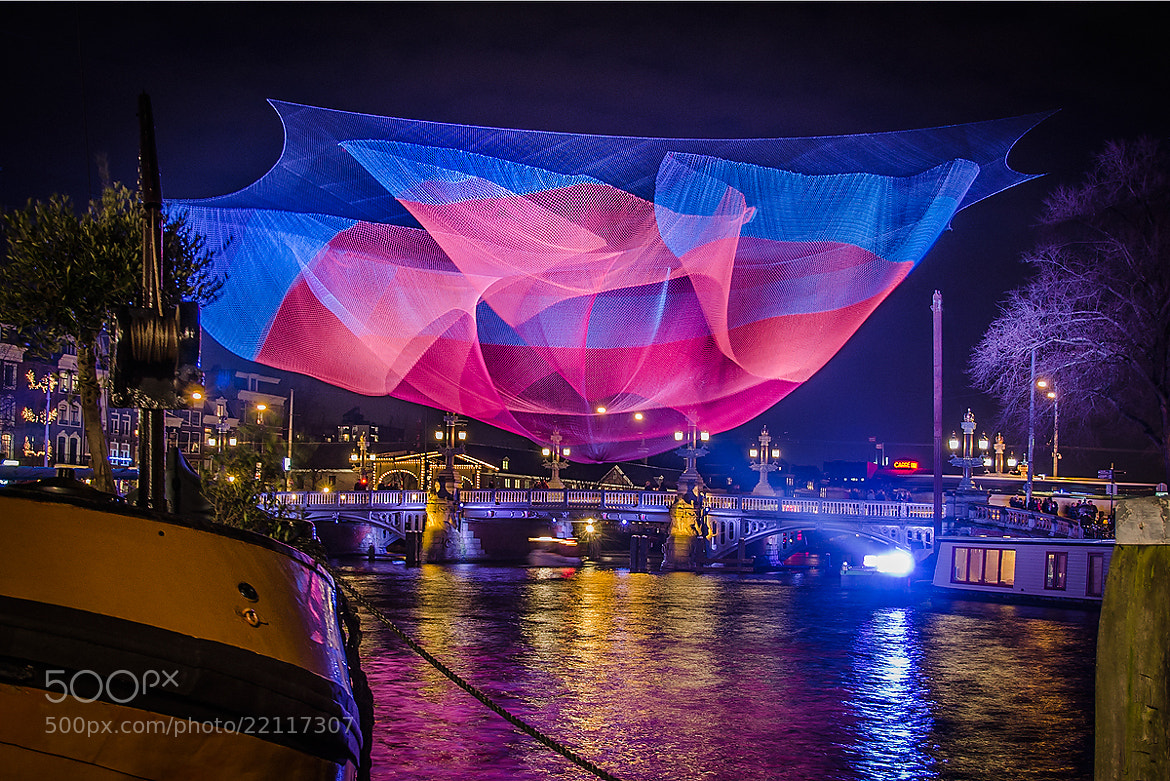 Photograph Amsterdam Light Festival by Tommaso Maiocchi on 500px