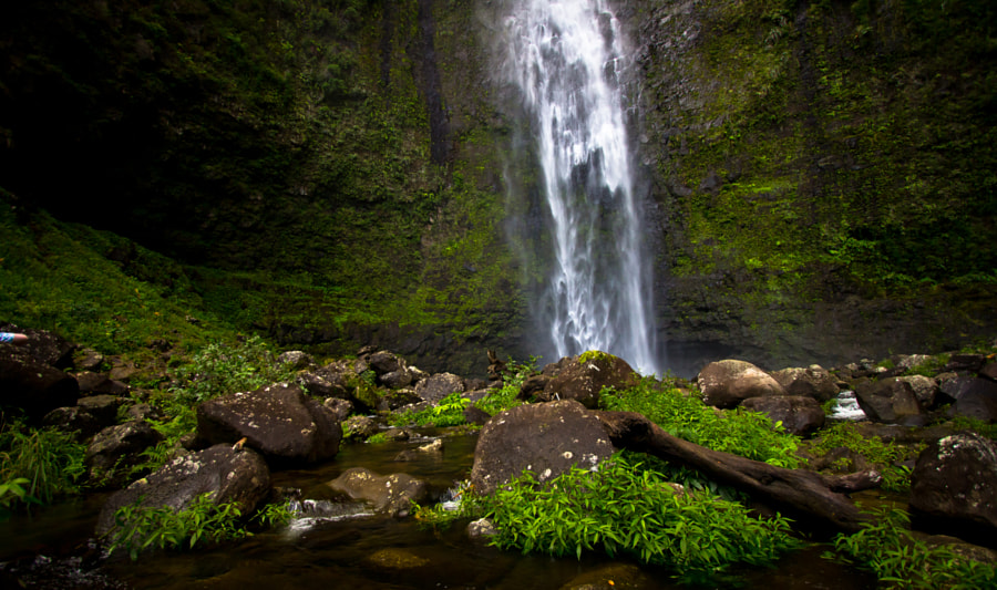 Photograph Hanakapi'ai Falls by Nathan Kroeker on 500px