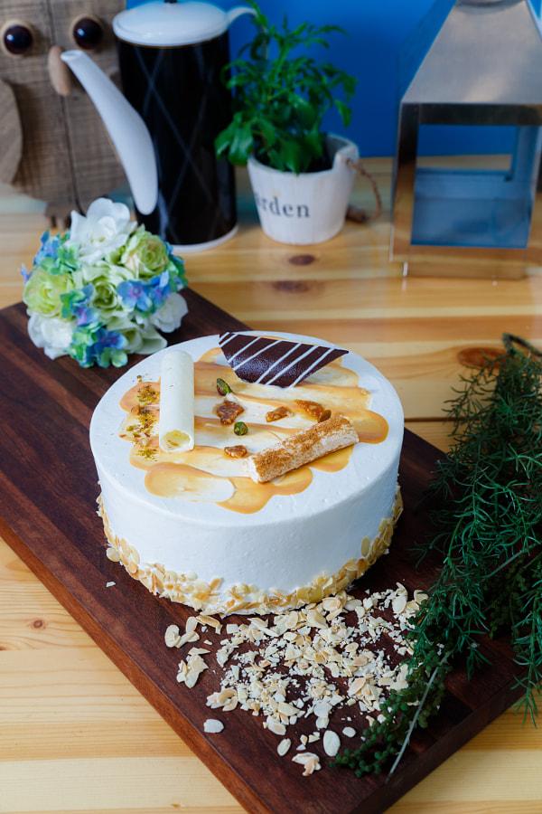 Brazo De Mercedes Cake