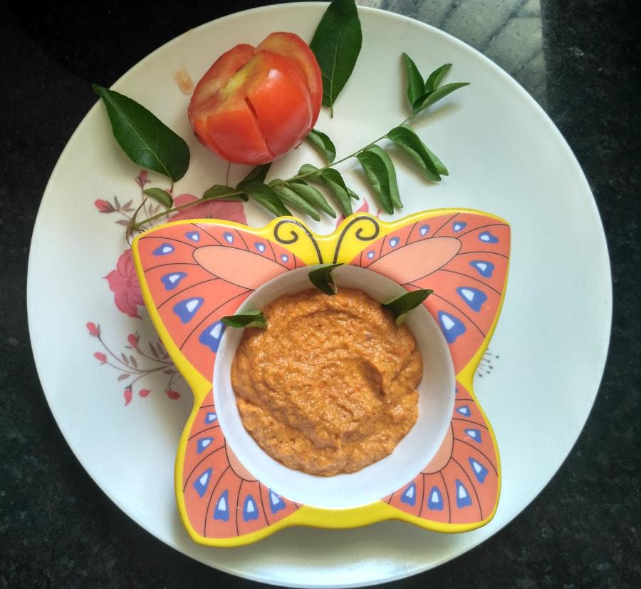 Tomato Chutney by Santhanalakshmi S on 500px.com