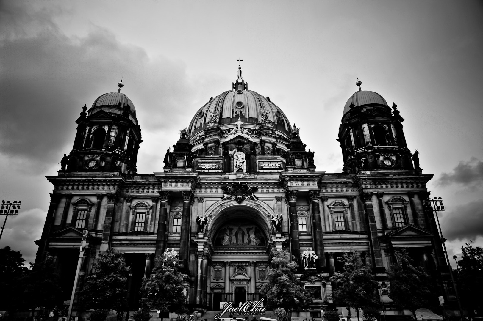 Photograph Berliner Dom by Joel Chu on 500px