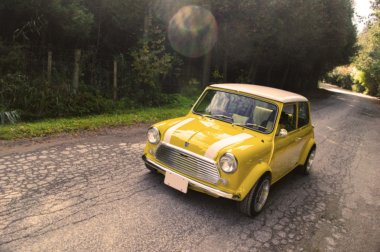 Photograph Mini Cooper by Kenny Kroeker on 500px