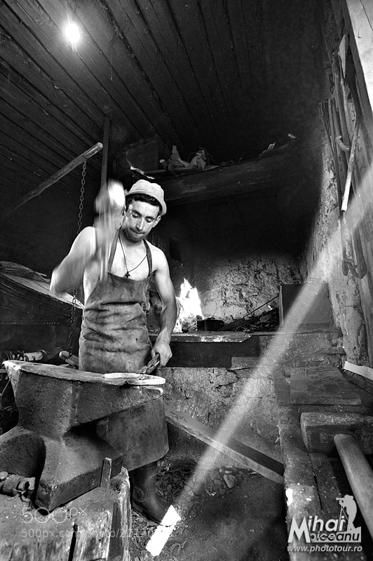 Photograph Blacksmith by Mihai Moiceanu on 500px
