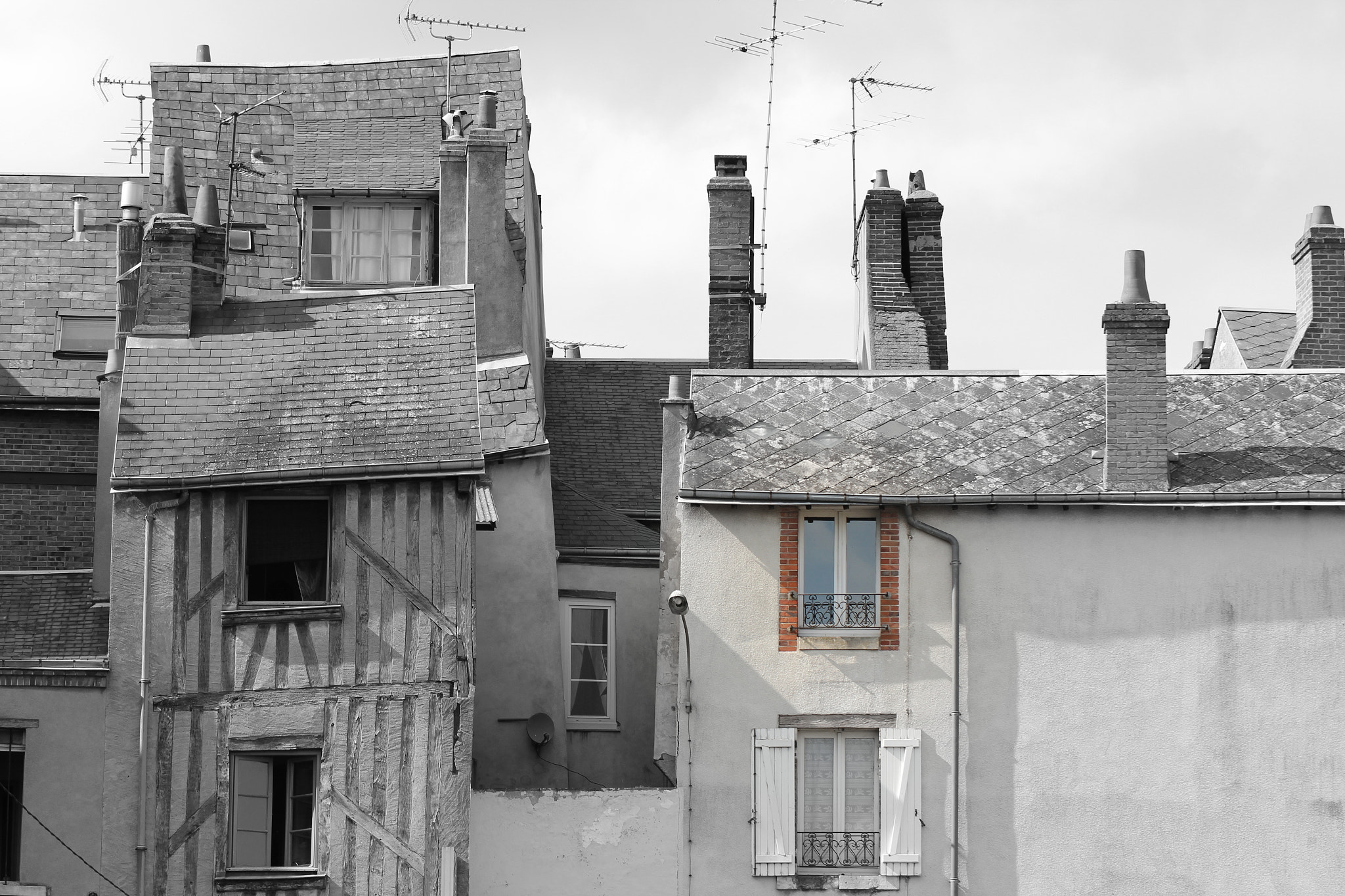 Photograph Window in Orléans by Julia H on 500px