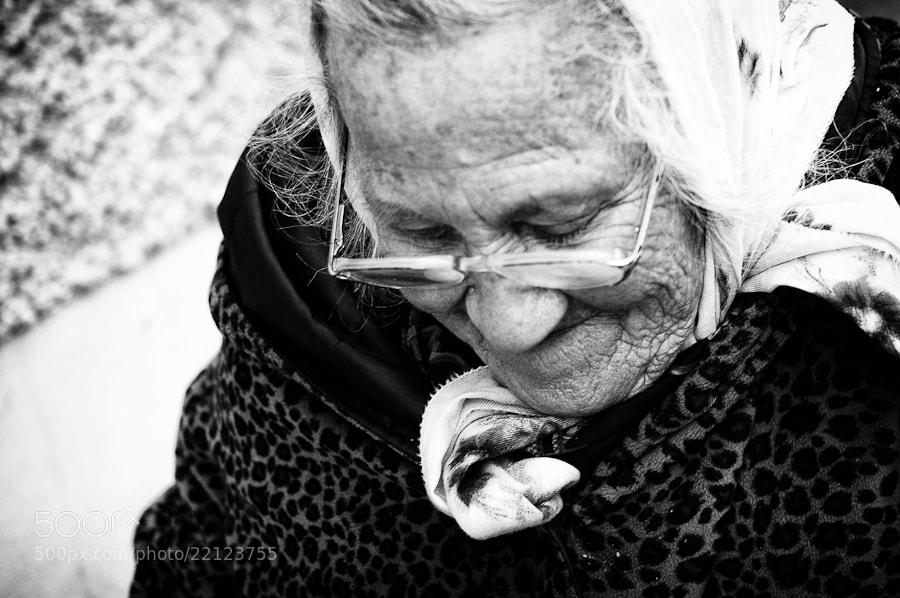 Photograph Shyness by Álvaro Salas on 500px