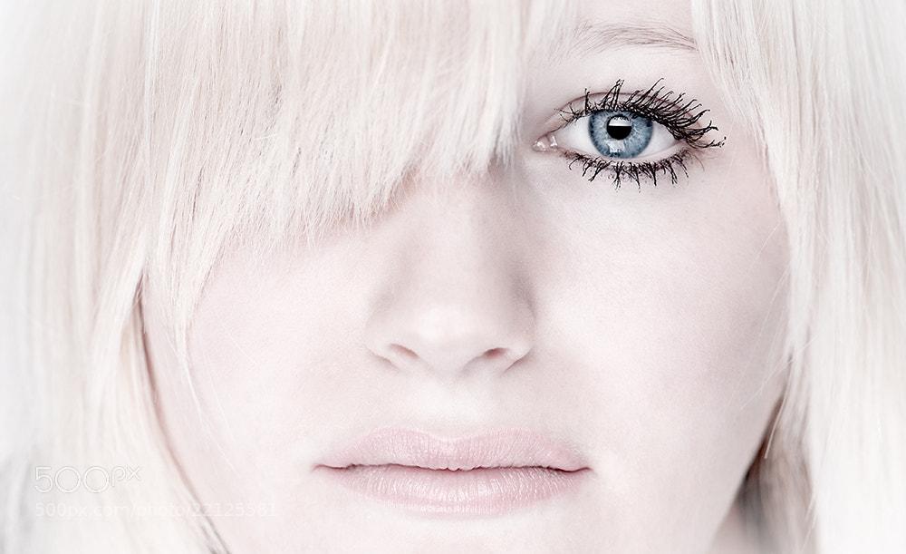 Photograph Blue Eye by Michael Schwab on 500px