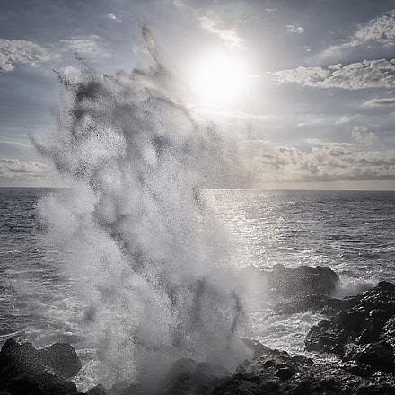 Sunset – le Souffleur – Saint Leu – Réunion Island