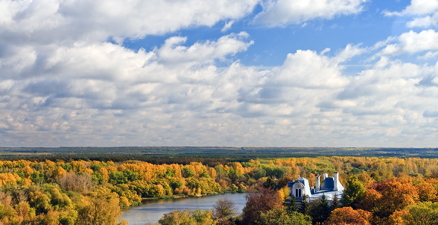 Photograph Autumn in Tambov by Denis Belyaev on 500px
