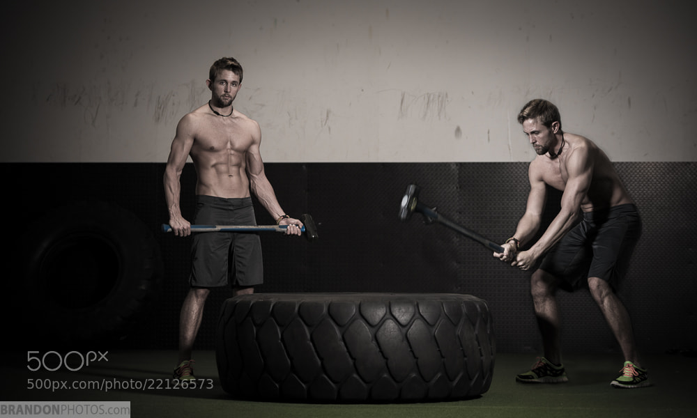 Photograph Tire workout by Jonathan Brandon on 500px