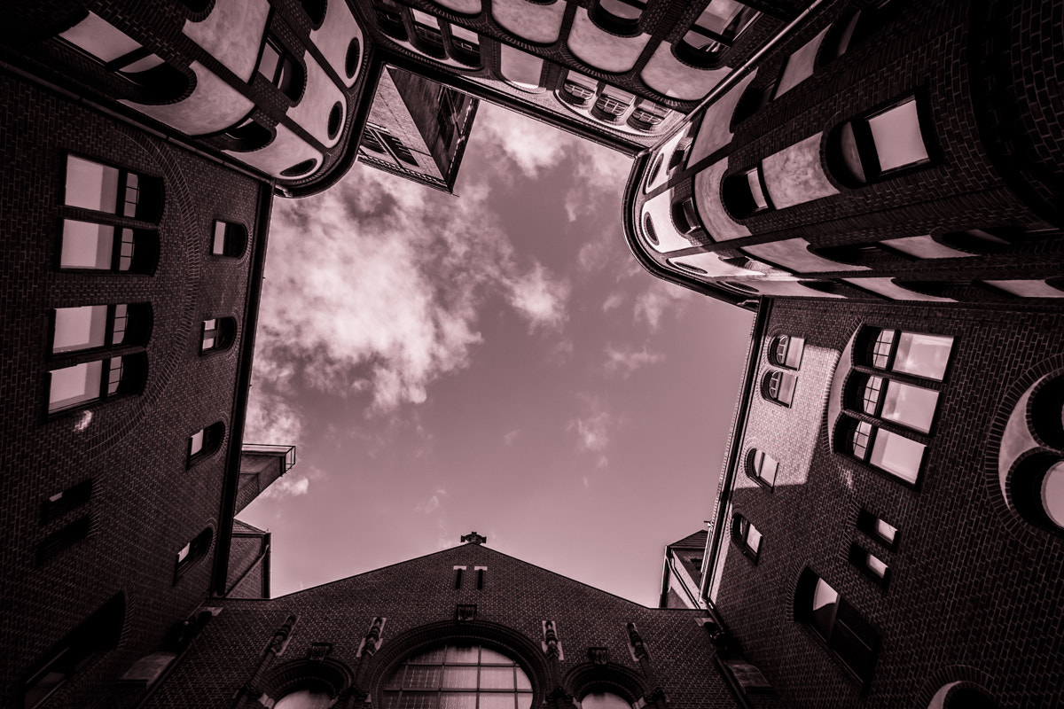 Photograph Prenzlauer Berg in Mono #9 by Peter N. on 500px