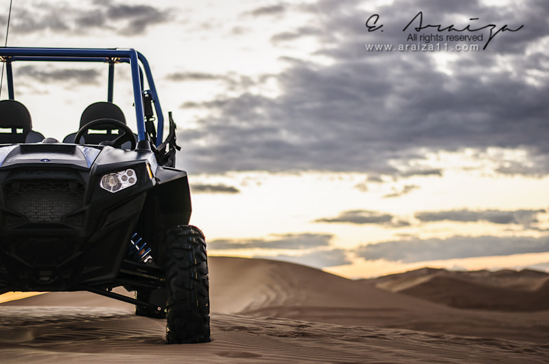 Photograph Polaris RZR JaggedX Ed by E. Araiza on 500px