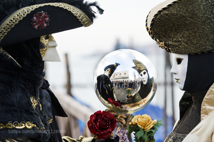 Venetian Mask. World of Carnival by Denis Cherkashin on 500px.com