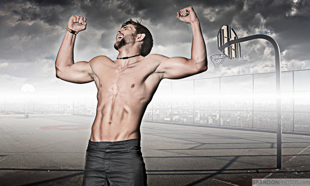 Photograph Fitness Composite by Jonathan Brandon on 500px