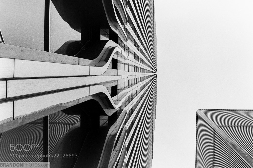 Photograph Looking up on the World Trade Center by Jonathan Brandon on 500px