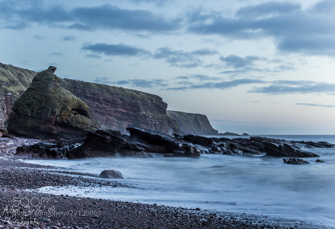 Photograph The Cliffs by Adam Z on 500px