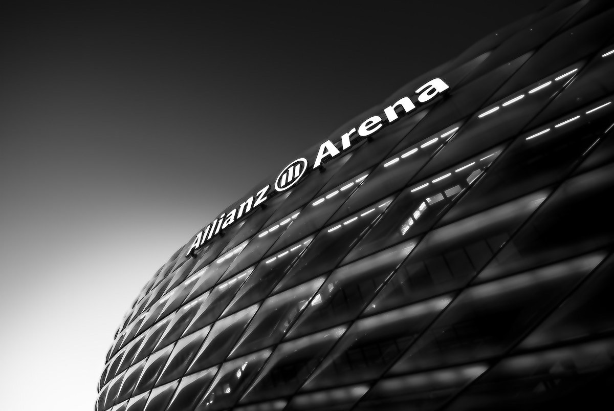 Photograph Soccer stadion by pixeldreamer  on 500px