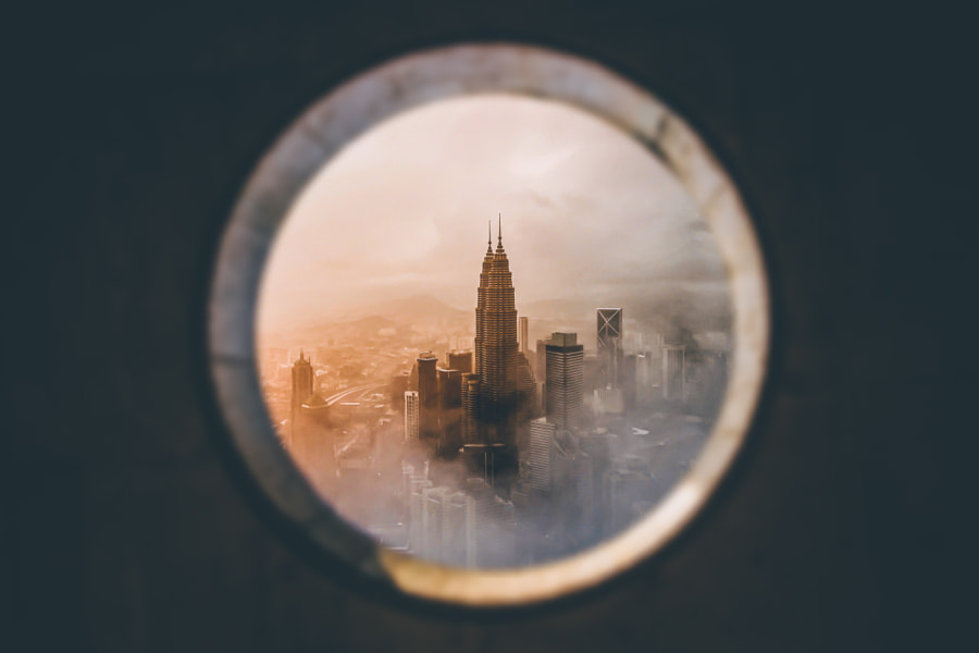 Once upon a time in the City by Doni Haris on 500px.com