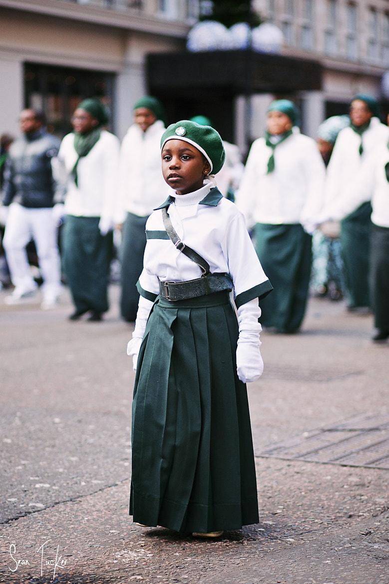 Photograph Marching Child by Sean Tucker on 500px