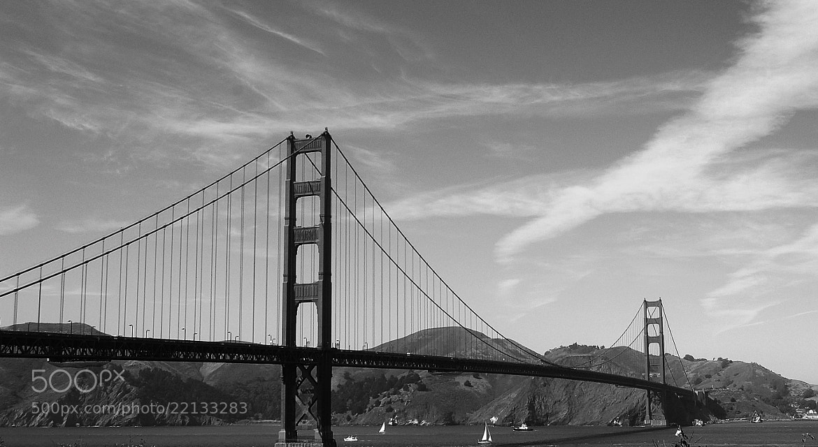 Photograph Golden Gate Bridge by Maria Brugel on 500px