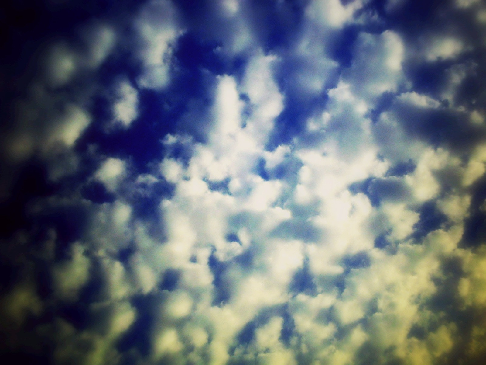 Photograph Just clouds. ♥ by Diaa ElȜabd on 500px