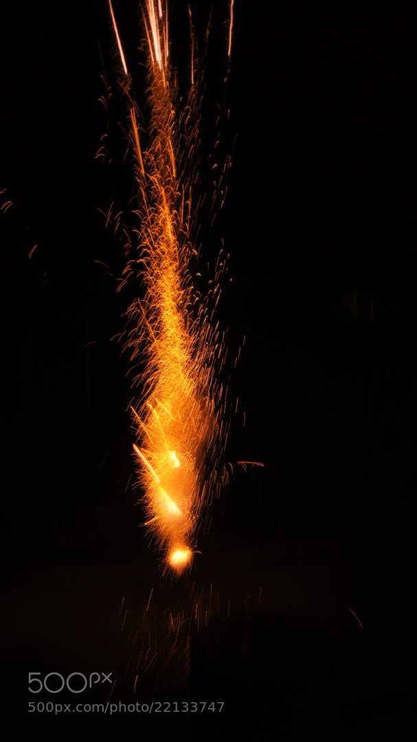 Photograph Fire exploed by jean-noel kern on 500px