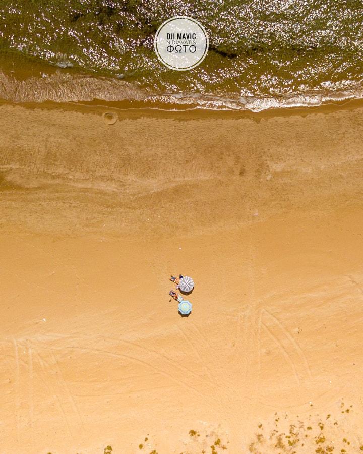 At the Issos beach by Nikolaos Diavatis on 500px.com