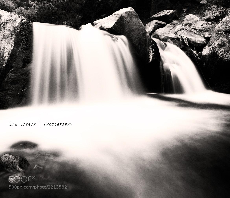 Photograph Eldorado Canyon Waterfall by Ian Civgin on 500px
