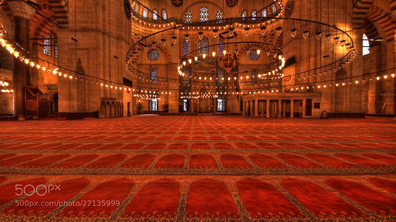 Photograph Süleymaniye Camii - Istanbul by Lluís Grau on 500px