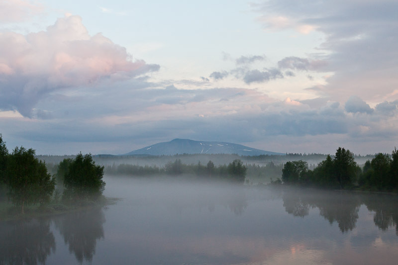 Photograph Foggy river by Tor Atle Kleven on 500px