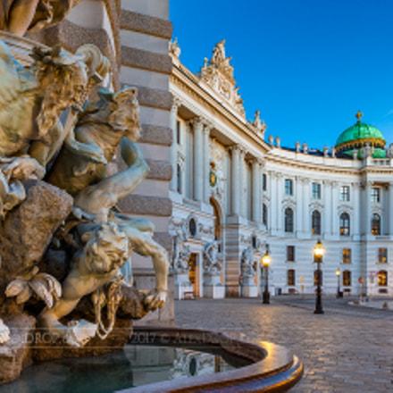 Sleeping beauty of old Vienna