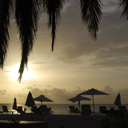 Tramonto - Anguilla - 2011
