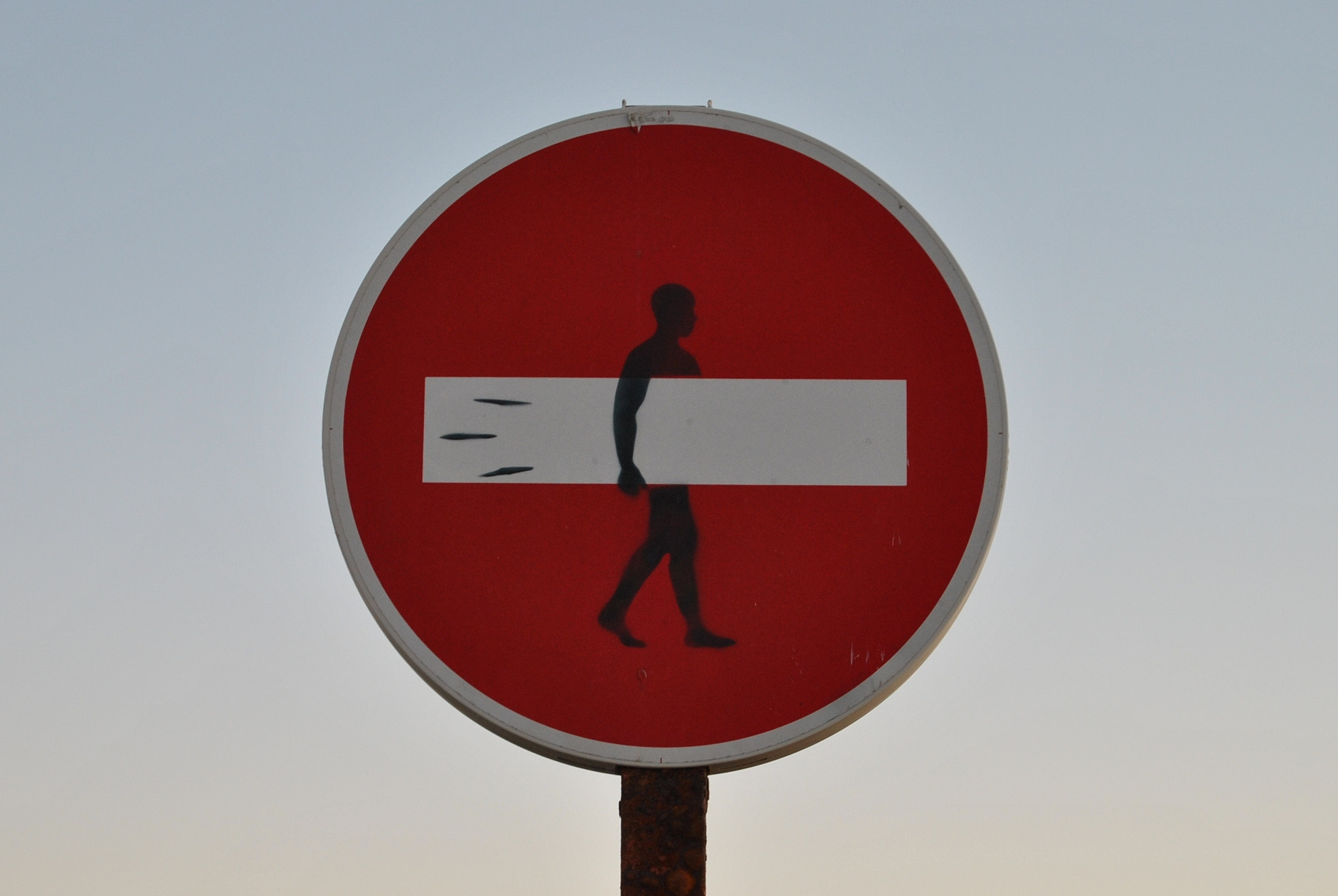 Photograph Surfer sign by Vânia Ragageles on 500px