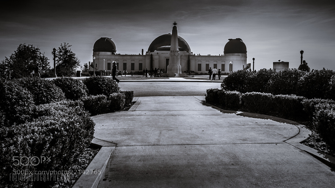 Photograph Griffith Observatory by Fernando De Oliveira on 500px
