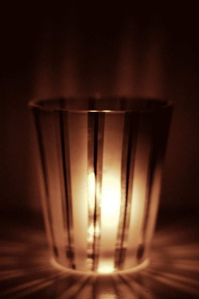 Photograph Candle by Shayne S on 500px