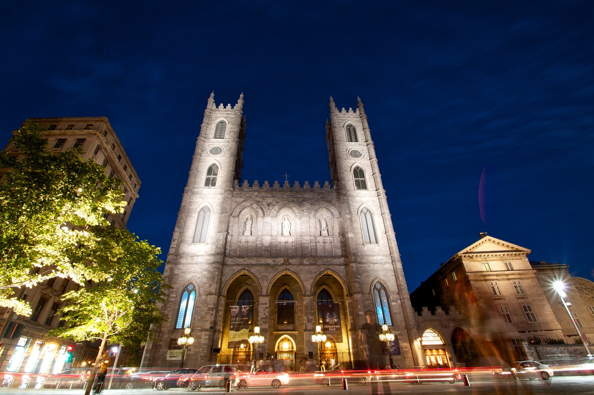 Photograph Notre-Dame Basilica of Montréal by Shane McDonald on 500px