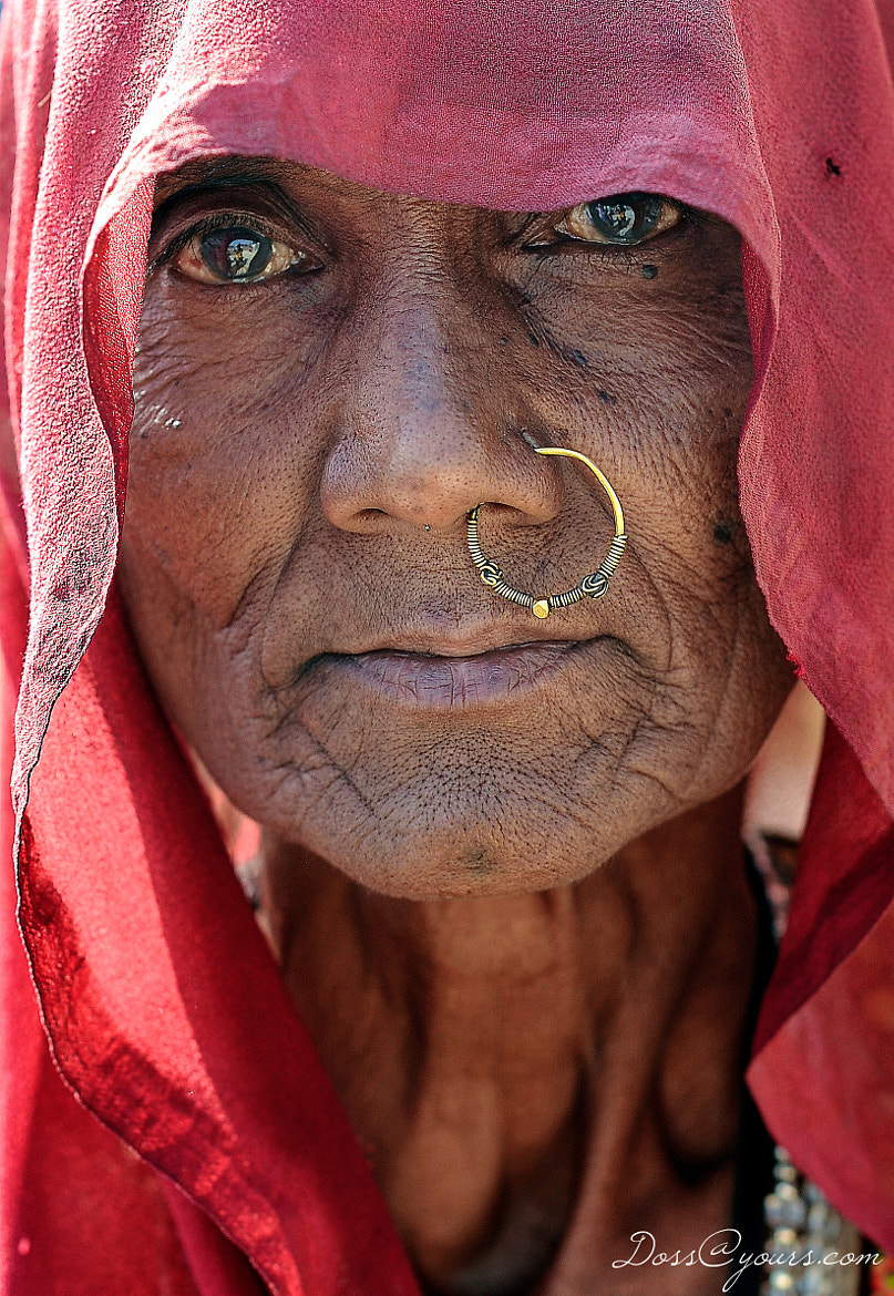 Photograph Bhil Woman by Doss@yours Photography on 500px