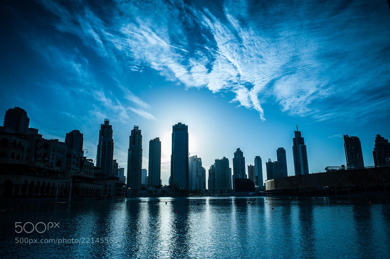 Photograph Dubai Skyline by Alan Story on 500px
