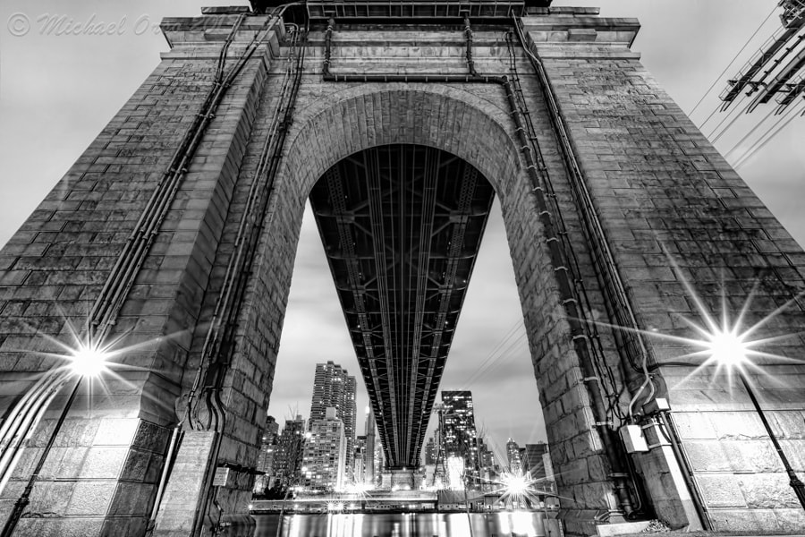 Photograph Underneath The Bridge by Mike Orso on 500px