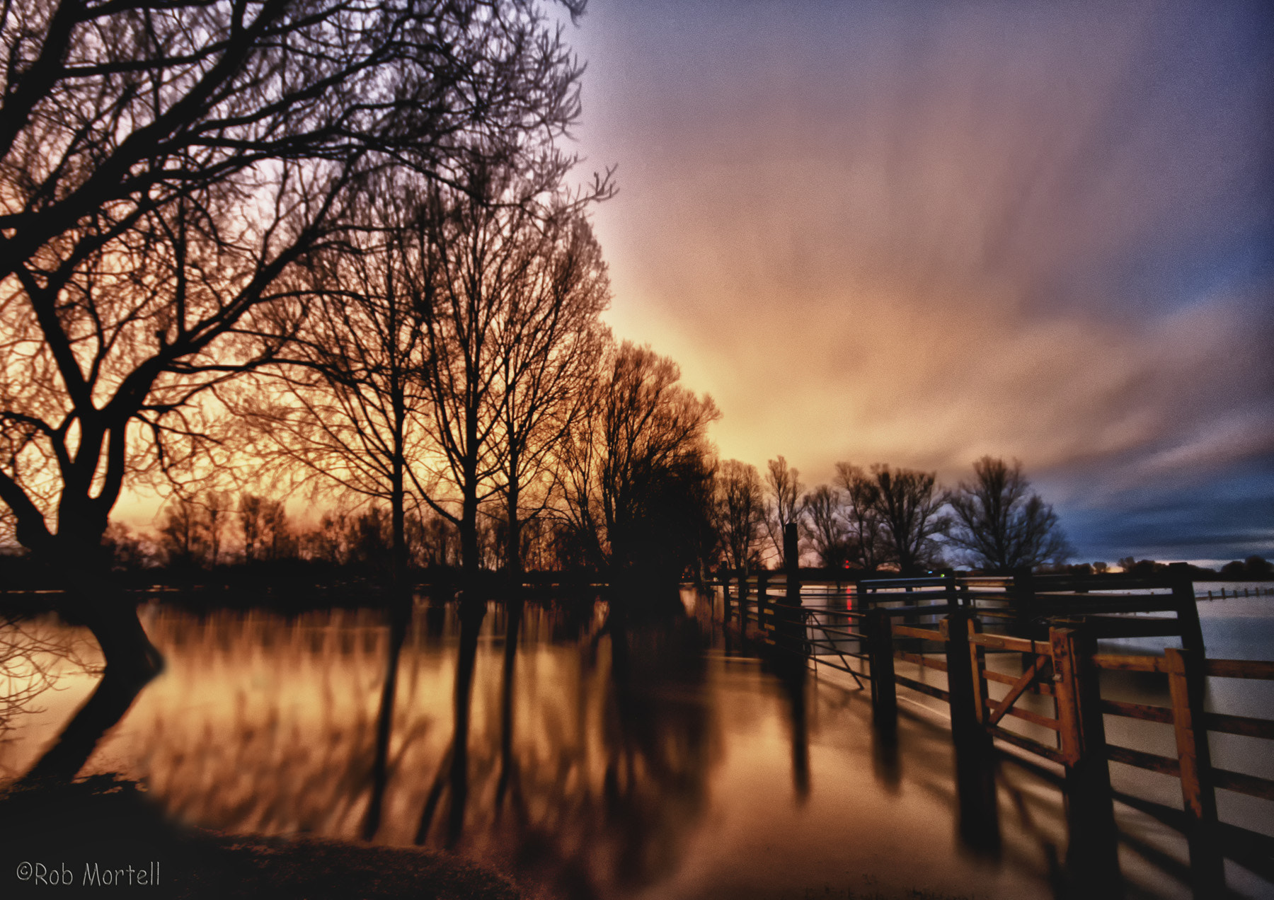 Photograph A Night Of Rain by rob mortell  on 500px