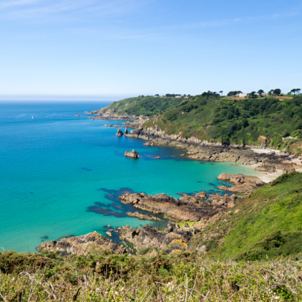 Moulin Huet Bay