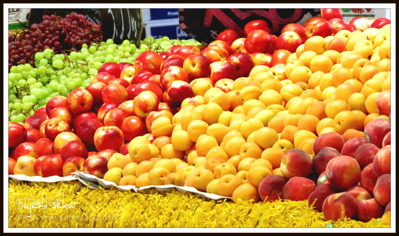 Photograph fruit market, melbourne by Rajesh Sekar on 500px