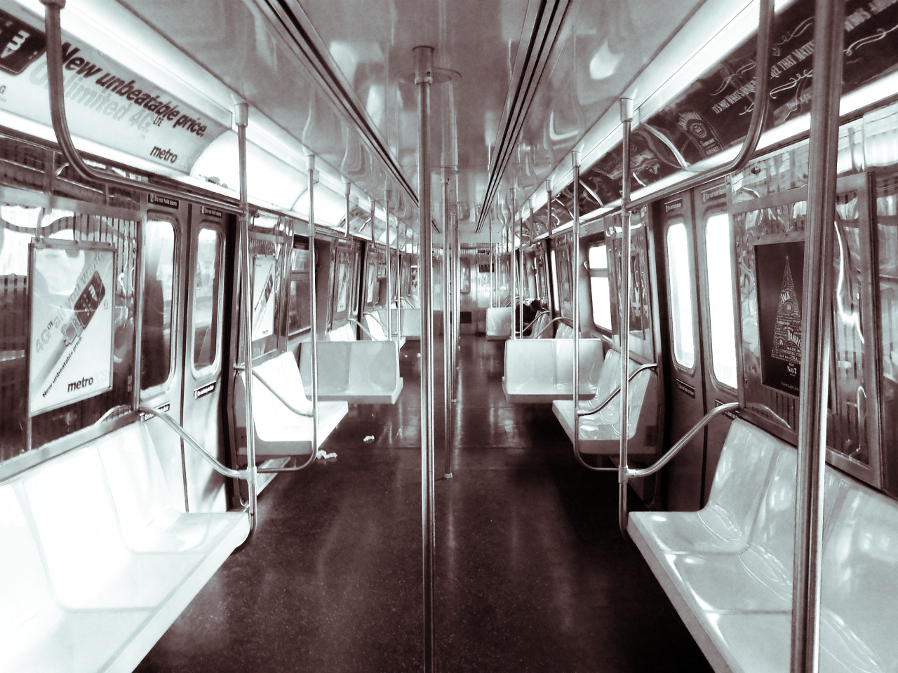 Photograph The Q Train by robert theb on 500px