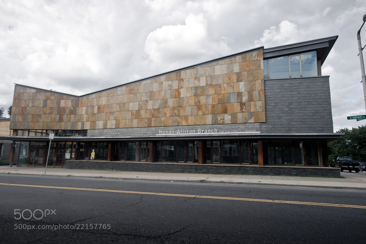 Photograph Honan Allston Library by Mike Champion on 500px