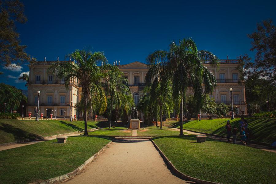 Museu Histórico Nacional - RJ by Marcelo Arteiro on 500px.com