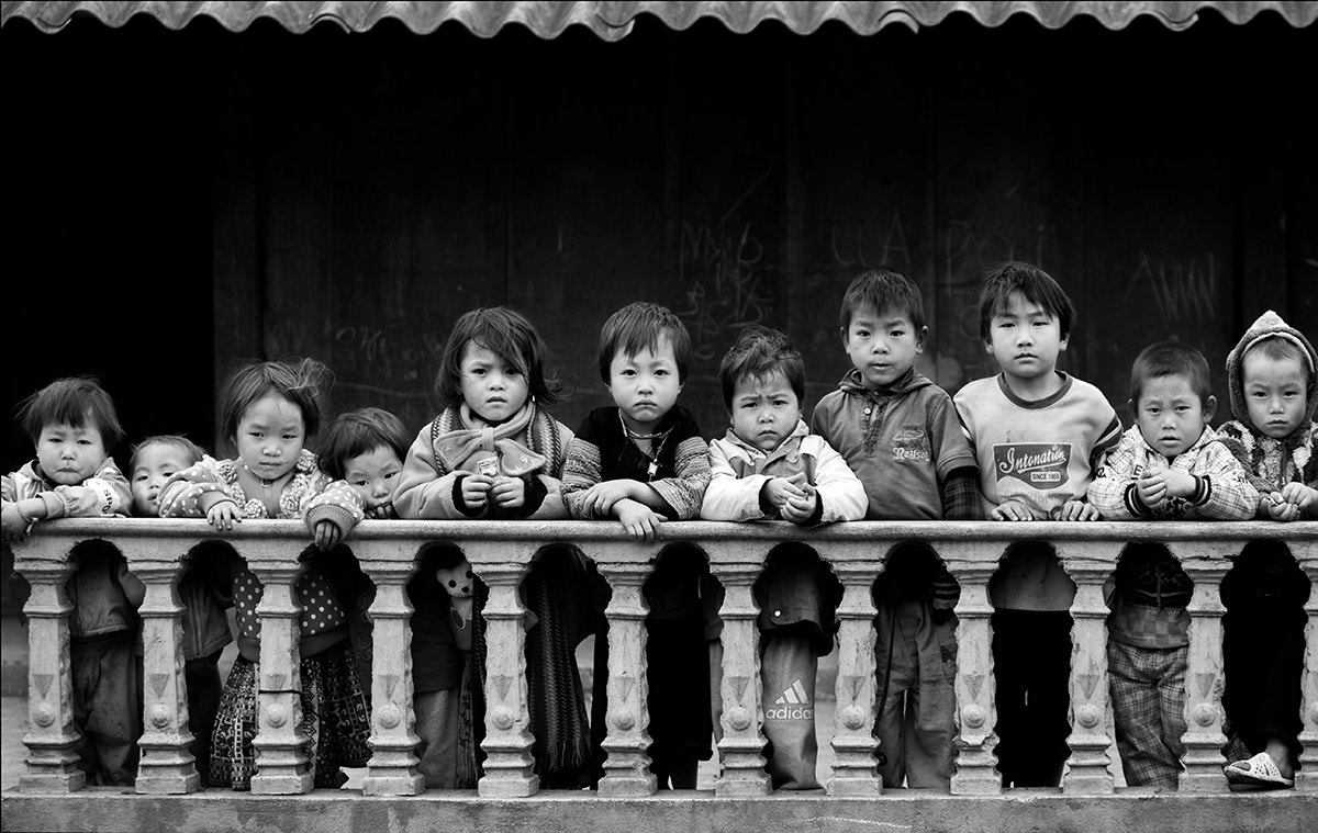 Photograph children in Ta Phin by Viet Hung on 500px