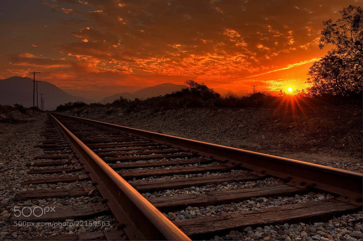 Photograph Miles Ahead by Paul McConville on 500px